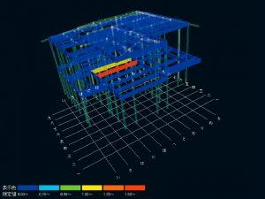 構造計算:梁接合部の強さ