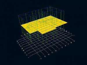 構造計算:床の強さ