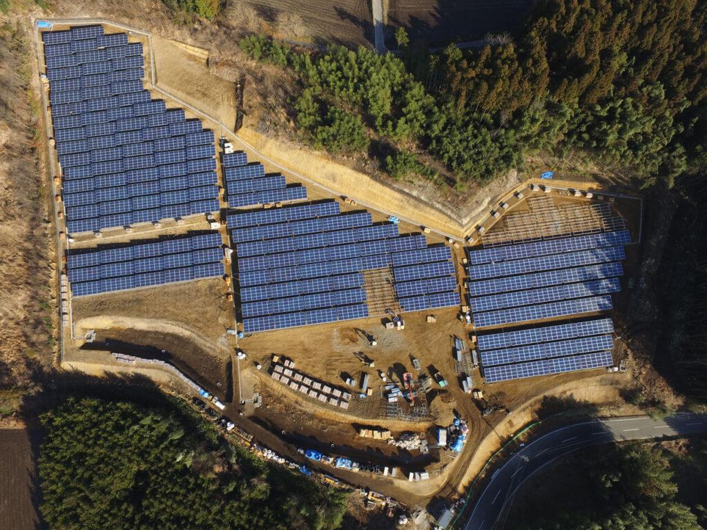 群馬県渋川市:発電量1,674kw