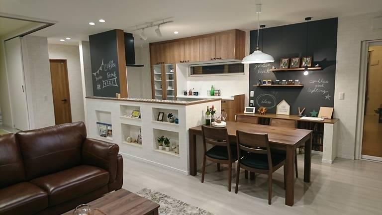 建売住宅:モデルハウス