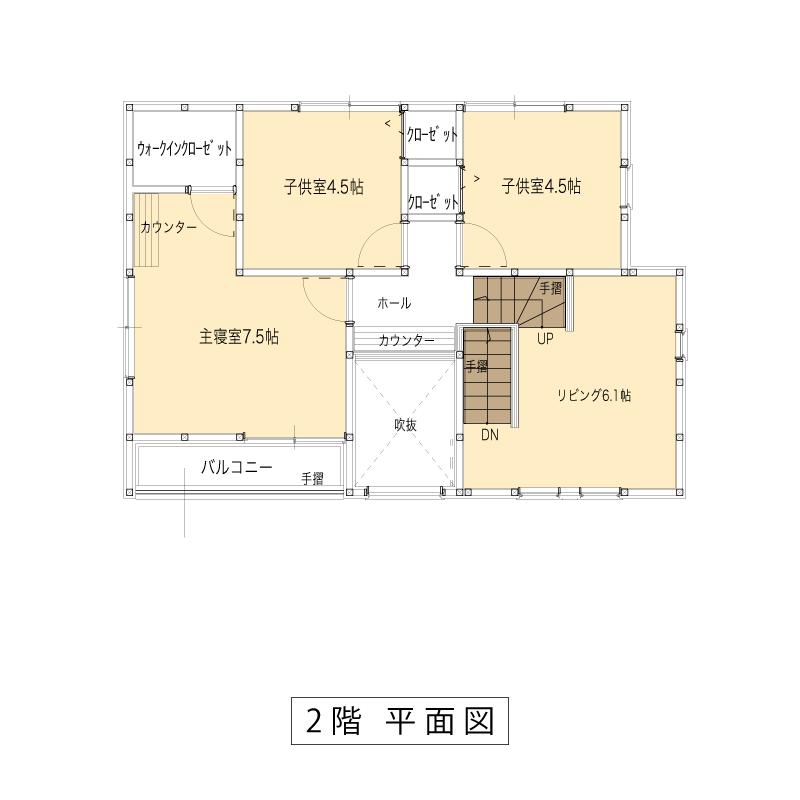 ミータス2F:平面図